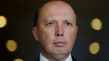 Immigration Minister Peter Dutton says he feels for the Martin family, but needs to think of the community.