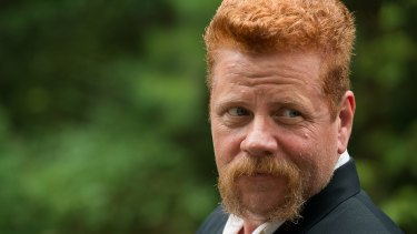 Farewell to you, Abraham (Michael Cudlitz).