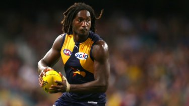 Naitanui is another big name to have let West Coast down in the past.