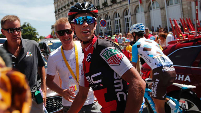 Australia's Richie Porte will ride his first race this weekend since a bad fall at the Tour de france.