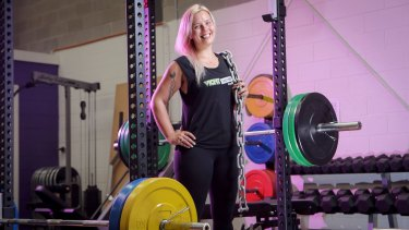 For personal trainer Vicki Lanini, beating credit card debt made her financially fit.