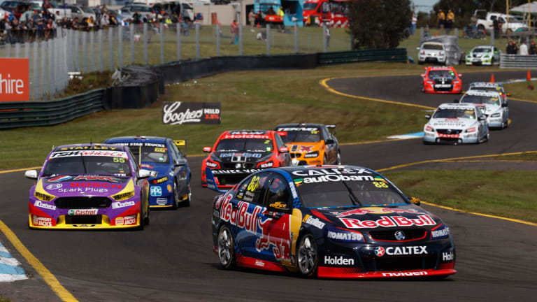The Sandown 500 could be affected by a Supercars event in Singapore.