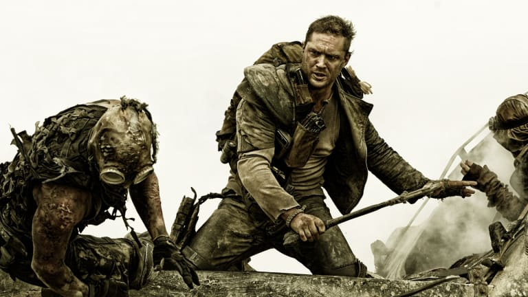 Tom Hardy brought depth to his role in Mad Max: Fury Road.