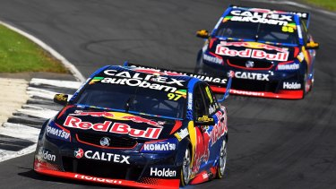 Heading to the Hunter: The season-ending Supercars event will be staged in Newcastle for the next five years.