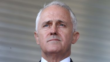 """""""The rate of compromise is increasing"""": Prime Minister Malcolm Turnbull."""