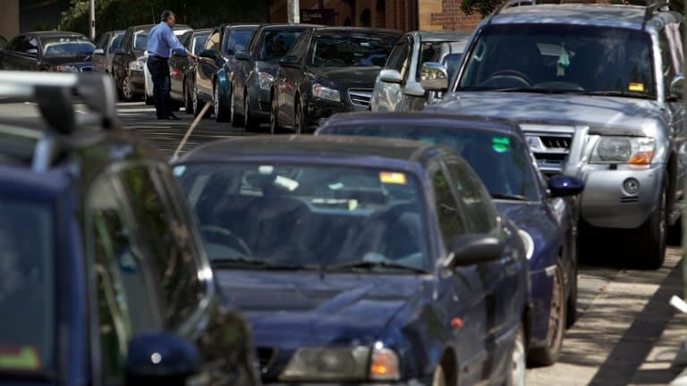 The cost of on-street parking in New York tends to be cheaper than Sydney, with fees of $US3.50 ($4.55) per hour in Manhattan and $US1 ($1.30) elsewhere in the city; on-street parking in central Sydney is $1.70-$7 per hour.