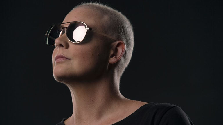 Even if Lauren Hew does not benefit form the trial, she hopes other cancer patients will.