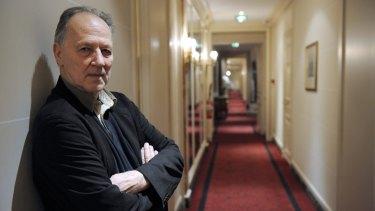 German director Werner Herzog.