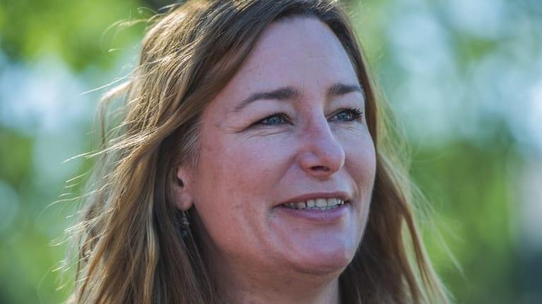 Education Minister Yvette Berry.