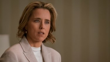 Altered states: Tea Leoni looks forward to day TV doesn't