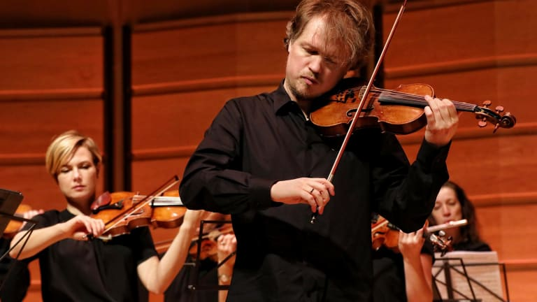 Henning Kraggerud and the Australian Chamber Orchestra explore the melodious melancholy and robustness of spirit of Edvard Grieg in <i>Grieg and Beyond</I>.