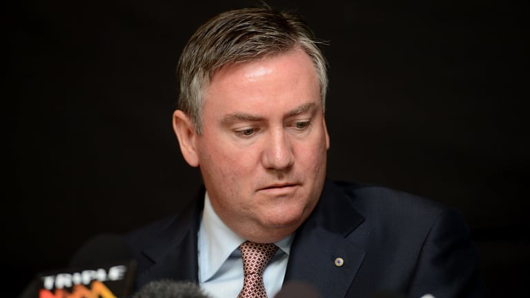 Triple M's Hot Breakfast host Eddie McGuire has overtaken Nova in Melbourne's latest radio ratings.