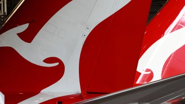 The first Qantas Dreamliner flights will take to the skies late next year.
