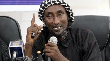 Wanted: senior Al Shabaab officer Mohamed Mohamud.