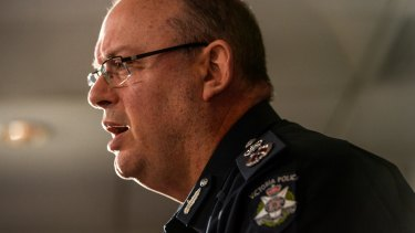 Victoria Police Chief Commissioner Graham Ashton has committed to implementing the recommendations of a damning report on police mental health.