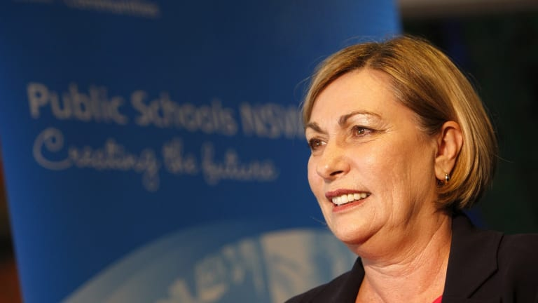 Dr Michele Bruniges has been appointed secretary of the Department of Education and Training.