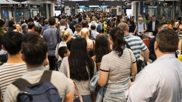 Sydney commuters have experienced a horror week travelling on the rail network.