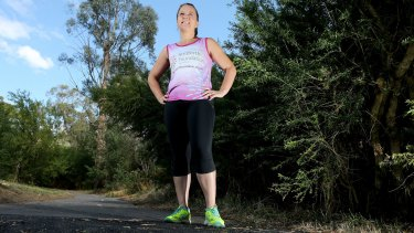Sally Heppleston, mother and marathon runner, knows the heartbreak of having a stillborn baby.