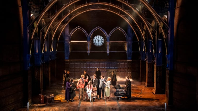 Melbourne's Princess Theatre will be transformed into the Harry Potter universe for the production.