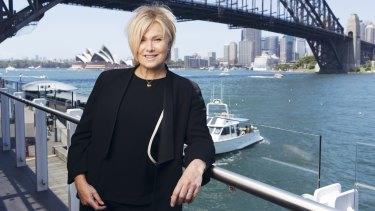 'Every step we take is important': advocate Deborra-Lee Furness.