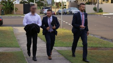 Mr Mehajer was arrested on January 23 following a police investigation into an October car crash.