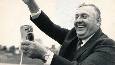 Alan Bond in 1984.