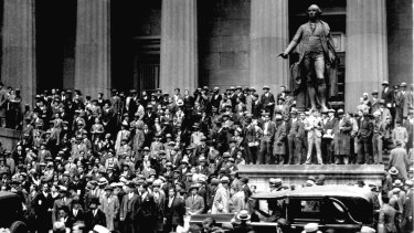 The Wall Street crash of 1929 rocked America, leading to the Great Depression.