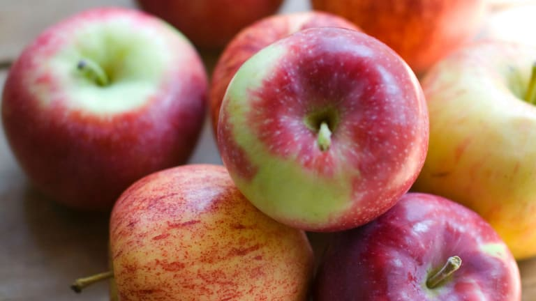 """OK, maybe """"What's your favourite apple?"""" is a bit inane."""
