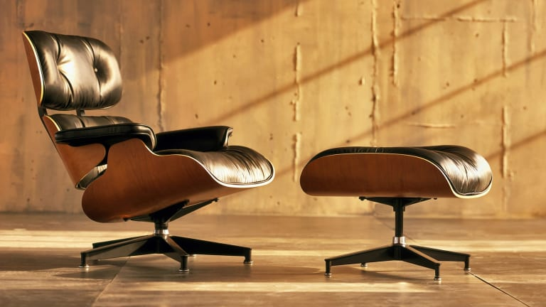 Charles Eames Chair : Eames chair turns a mid century classic is still sitting