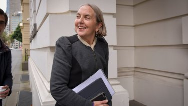 Greens senator Lee Rhiannon was last month excluded from decisions on contentious policies for the foreseeable future.