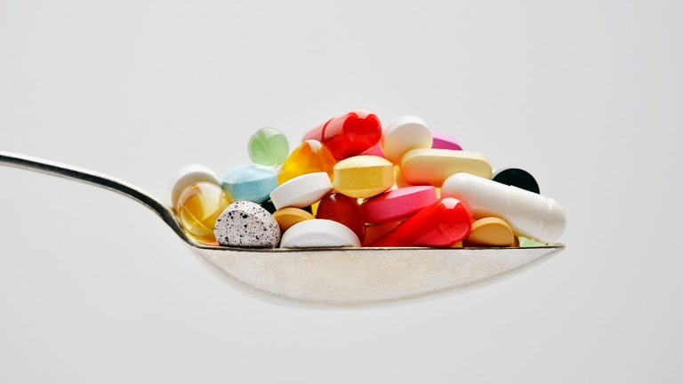 Getting nutrients from pills is not the same as getting them from food.