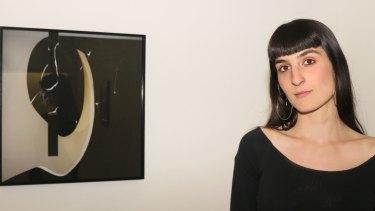 Zoe Croggon brings her experiences as a dancer into her artwork.