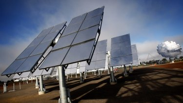 Queensland's first solar powered water supply is in the works.