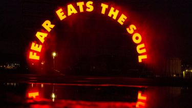 A cheery welcome to Hobart's Dark Park: Fear eats the soul by Michaela Gleave.