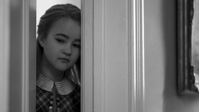 Millicent Simmonds, who is deaf in real life, plays an unhappy girl in Wonderstruck.