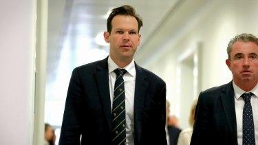 Senator Matt Canavan is the Turnbull government's new Resources Minister