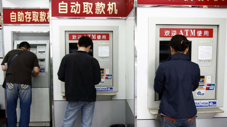 Even the failure of a small bank could trigger a crisis of confidence in the Chinese financial system, says economist Gabriel Stein.