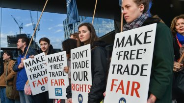 The ChAFTA will be an early test of Turnbull's ability to overcome negative publicity.