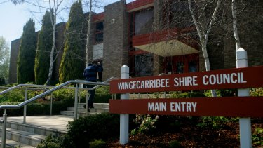 Wingecarribee Shire Council was the top spender.