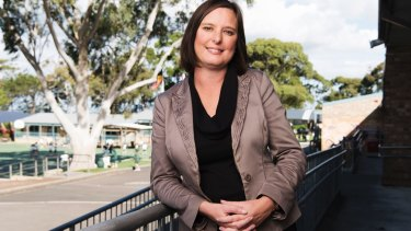 Allambie Heights Public School principal Angela Helsloot led a decision to stop giving students daily homework tasks.
