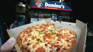 A Domino's employee took action after missing out on the driver-of-the-year award.