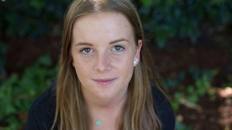 Ravenswood School captain Sarah Haynes gave a brutally honest assessment of her time at her school.