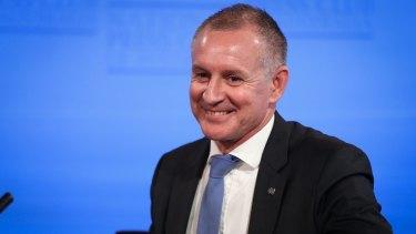 South Australia Premier Jay Weatherill.