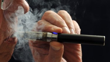 E-cigarettes are not regulated like pharmaceutical products.