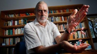Evidence-based medicine expert Ken Harvey.