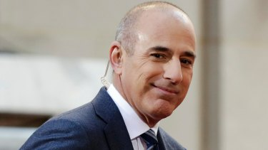 """NBC News announced in November that Lauer was fired for """"inappropriate sexual behavior."""""""