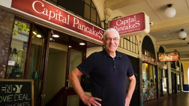 Philip Barton said there is new signage and lower prices, but not much else has changed.