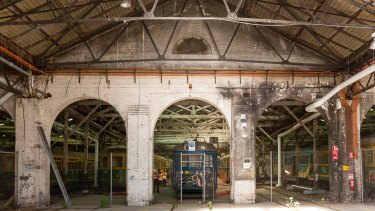 The Newport Rail Yards have operated since the 1880s, when it was known as the Newport Cabin Workshop.