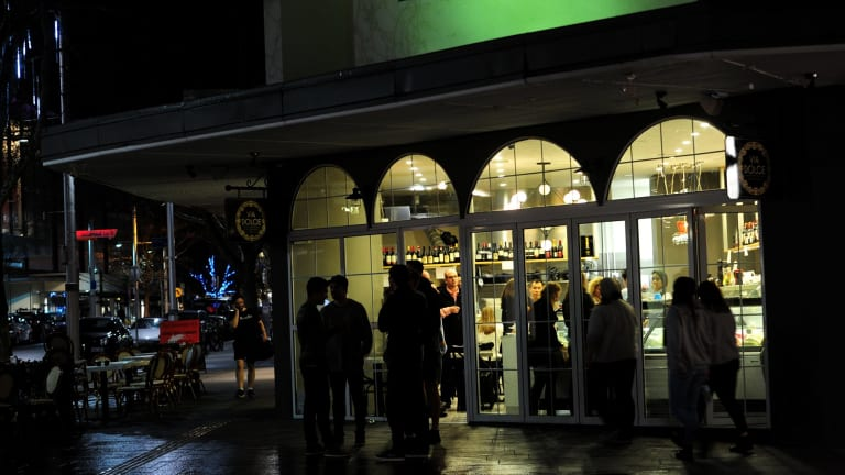 The current licence fees have already had an impact on the number of night clubs in Canberra.