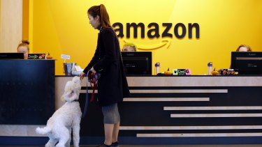 Amazon is on the verge of launching in the Australian retail market.